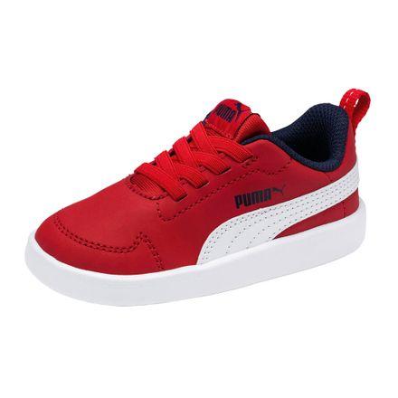 Zapatillas-Puma-COURTLEX-PS-362650-19-Rojo