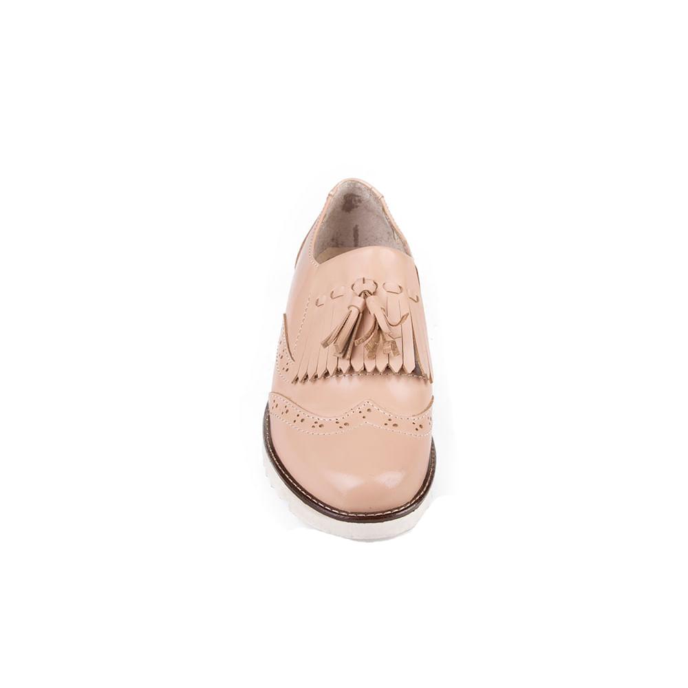 Zapatos Top Model TD-11V16 Nude - cierrapuertas