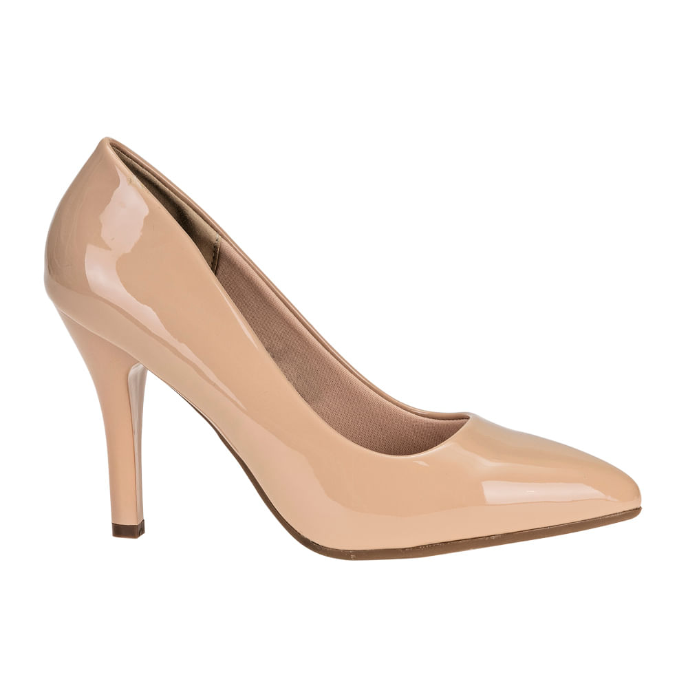 6cb6238b Zapatos Footloose FCH-NN009I19 Beige Charol - passarelape