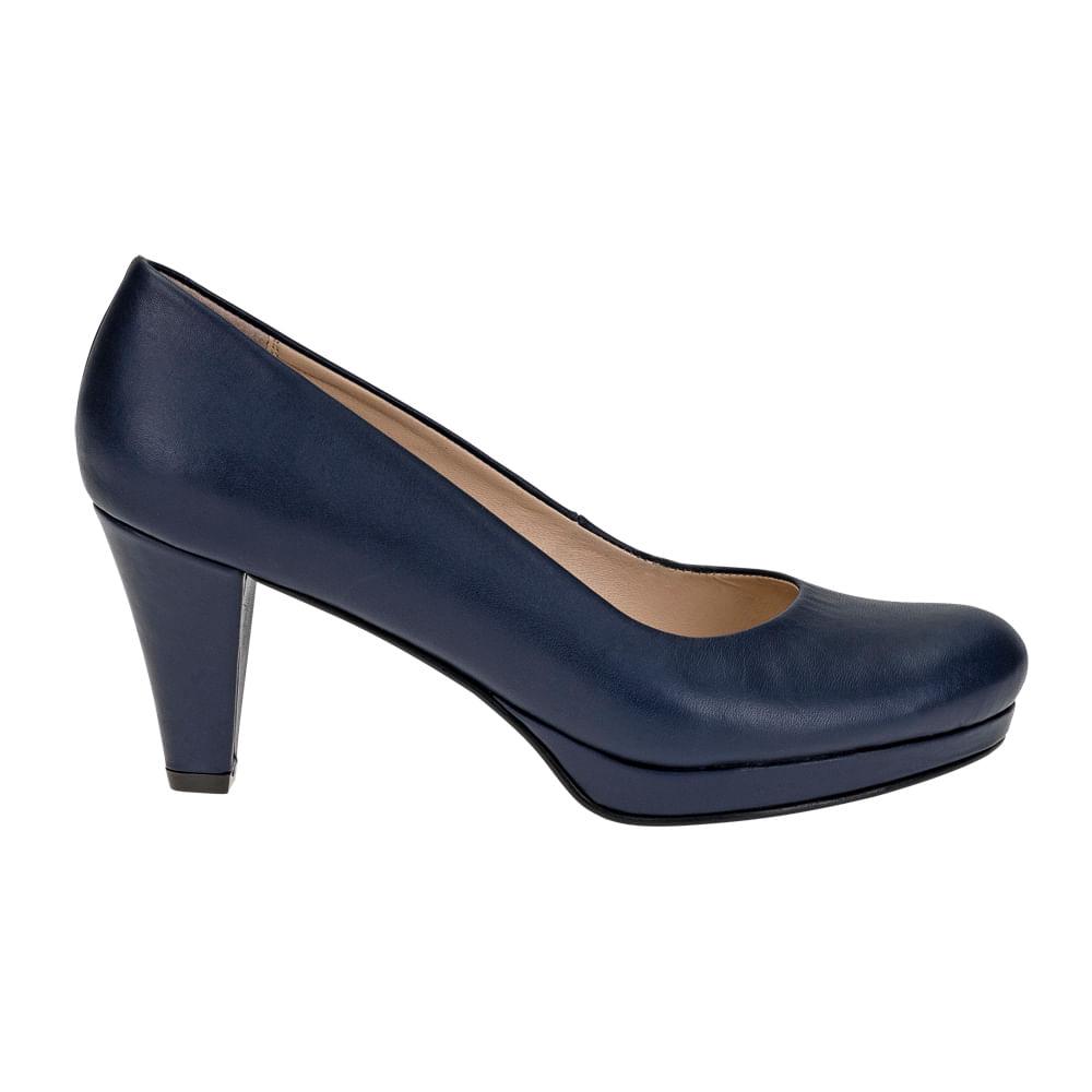 c1dc7843 Zapatos Top Model TSM-05I19 Azul - passarelape