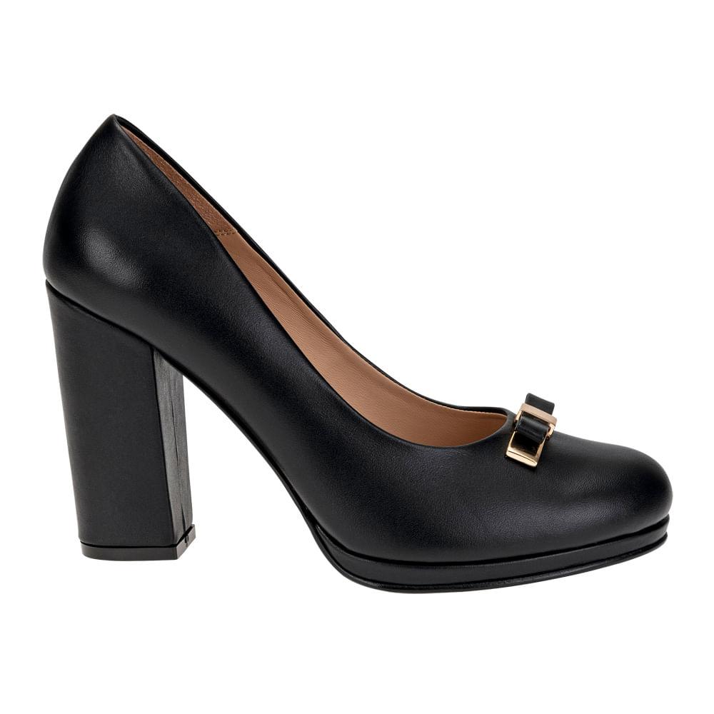 5c95133b Zapatos Top Model TH-01I19 Negro - passarelape