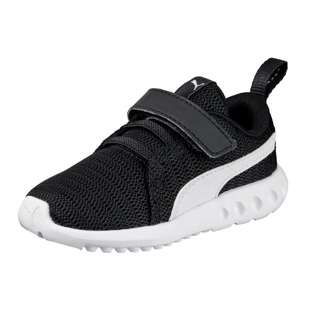 comprar online zapatos para baratas estética de lujo Zapatillas Puma CARSON 2 190565 02 Negro - passarelape