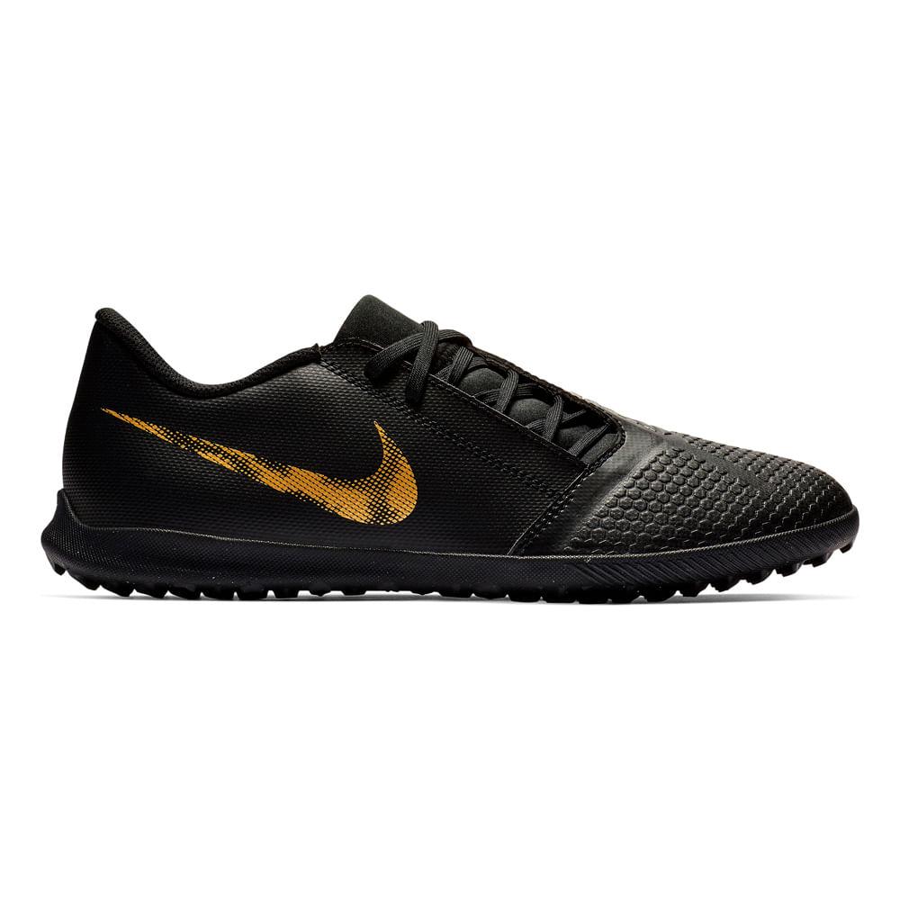 f4735509 Zapatillas Nike HYPERVENOM 4 CLUB TF AO0579-077 Negro - passarelape