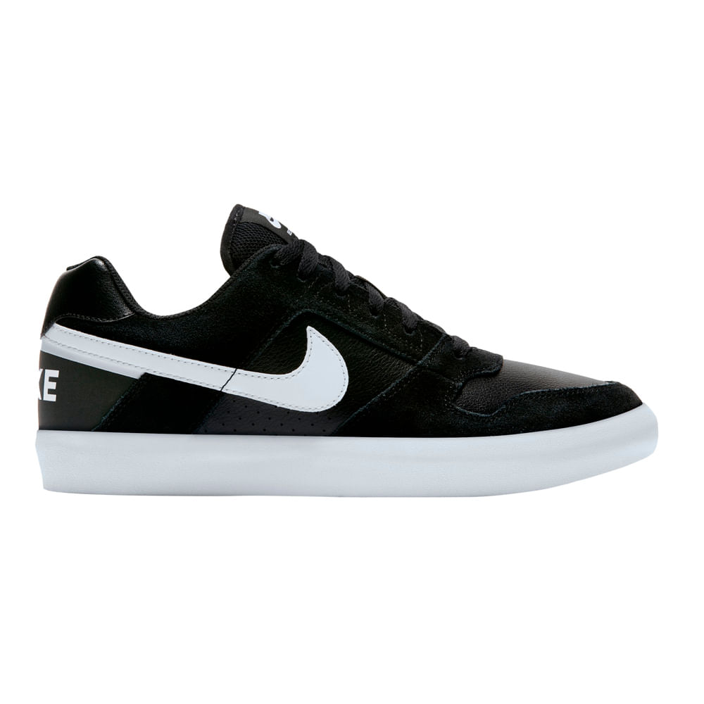 Zapatillas Nike NIKE SB DELTA FORCE VULC 942237 010 Negro