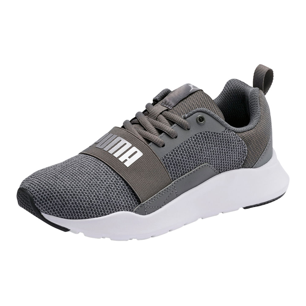 515eb9783 Zapatillas Puma PUMA A WIRED KNIT PS 367382 04 Gris - passarelape