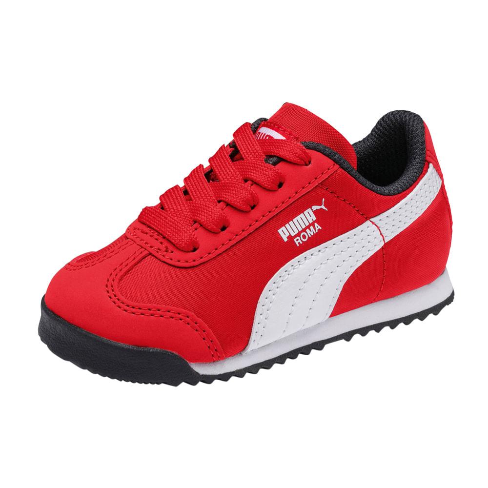 zapatillas niño marca puma