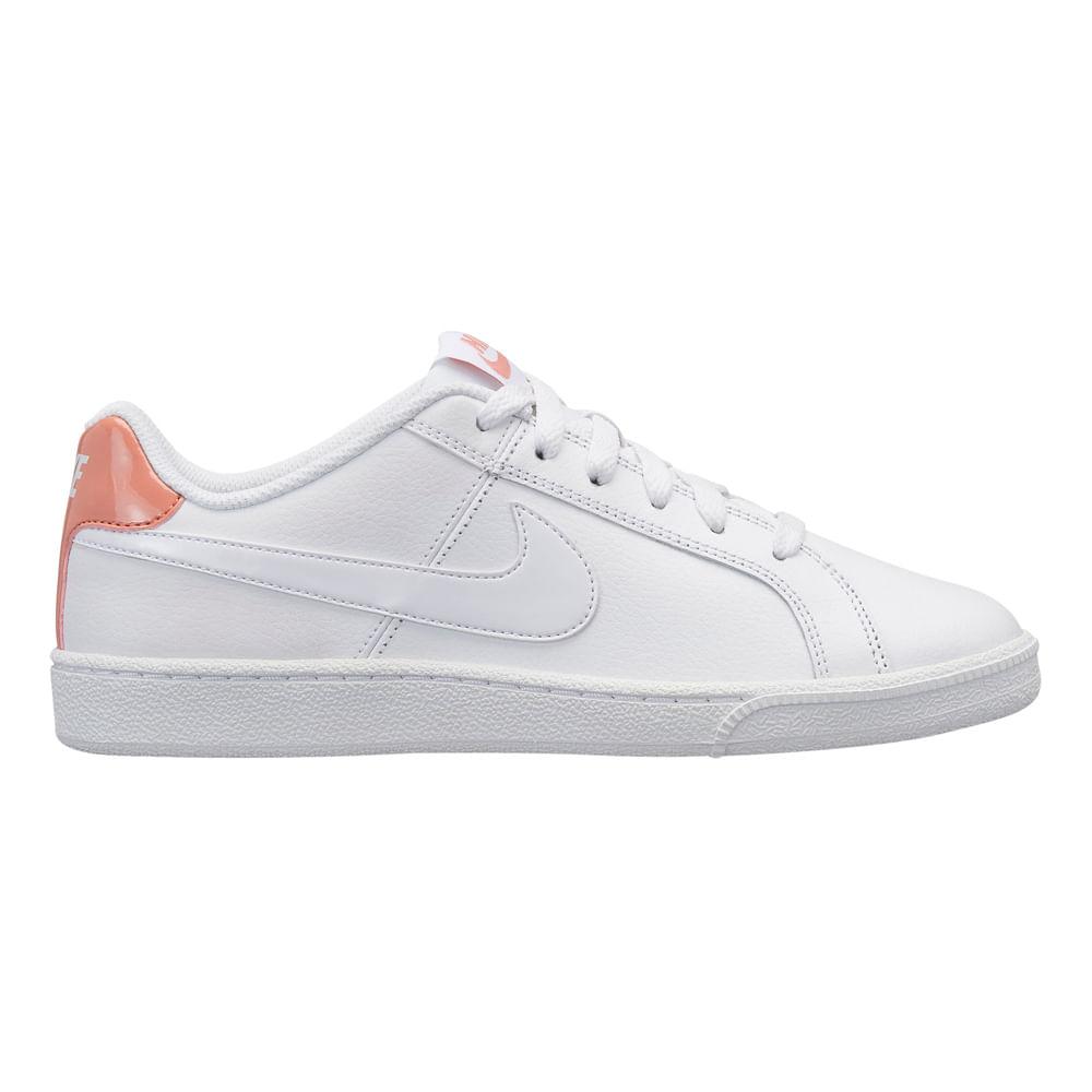 7eb4029f Zapatillas Nike COURT ROYALE 749867-116 Blanco - passarelape