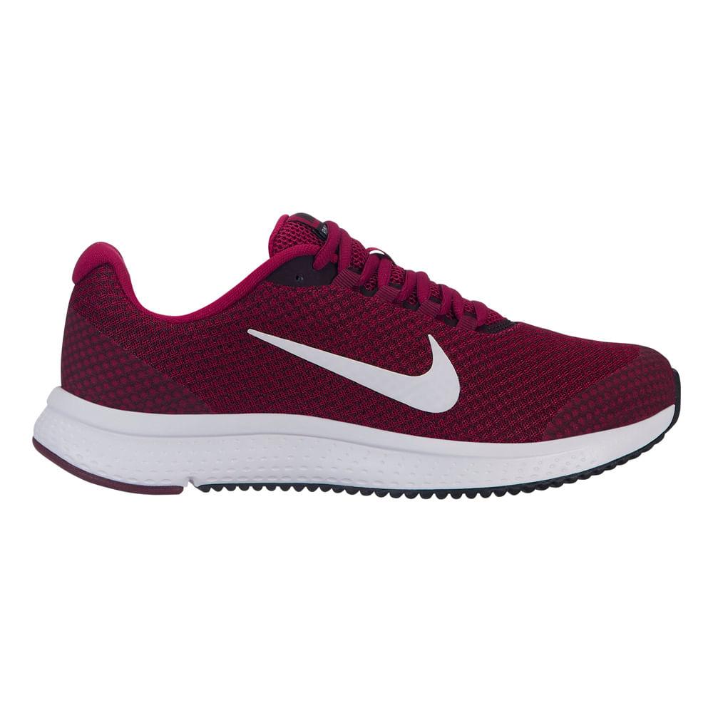 ef4d03500 Zapatillas Nike WMNS NIKE RUNALLDAY 898484-603 Granate - passarelape