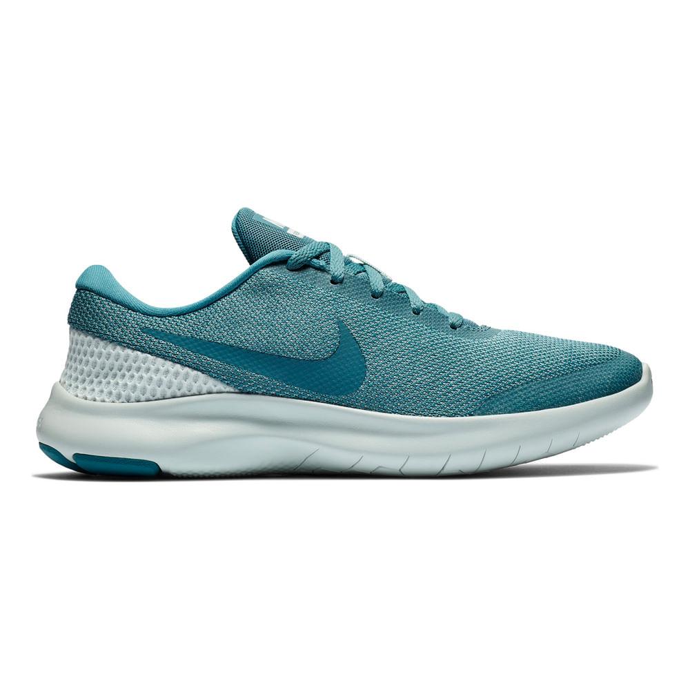 Zapatilla Wmns Nike Flex Trainer 5 Verde Agua Nike Compra
