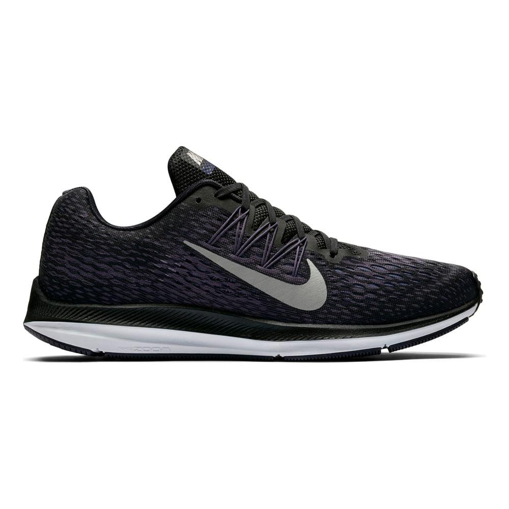 8e97ffef5 Zapatillas Nike NIKE ZOOM WINFLO 5 AA7406-005 Negro - passarelape