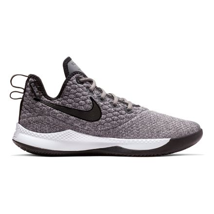 Zapatillas Gris Passarelape Ao4433 Iii Nike 002 Witness Lebron ZTkuOiPX