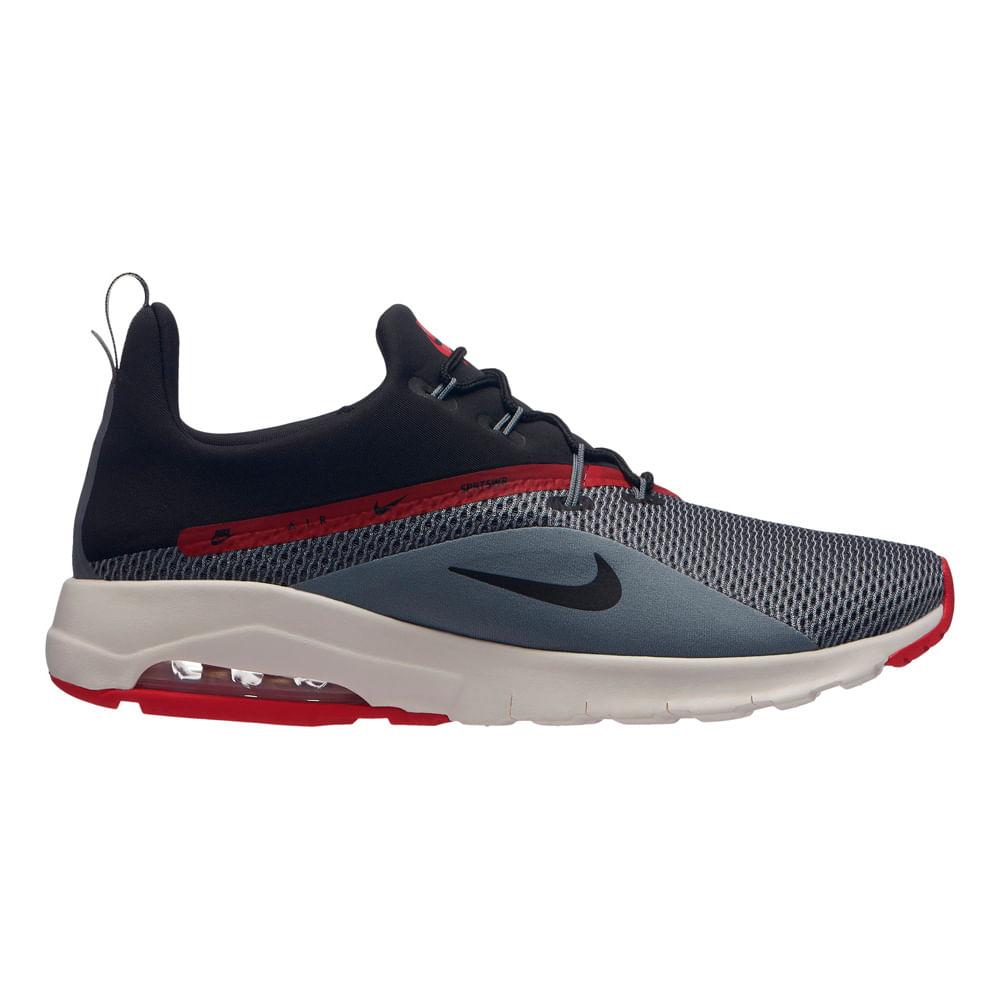 6d517db5aa Zapatillas Nike AIR MAX MOTION RACER 2 AA2178-004 Gris - passarelape