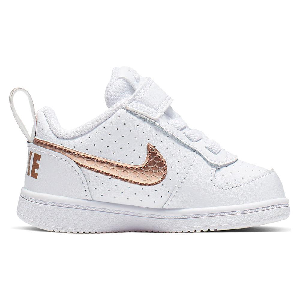 Zapatillas Nike COURT BOROUGH LOW EP GTV BV0749 100 Blanco