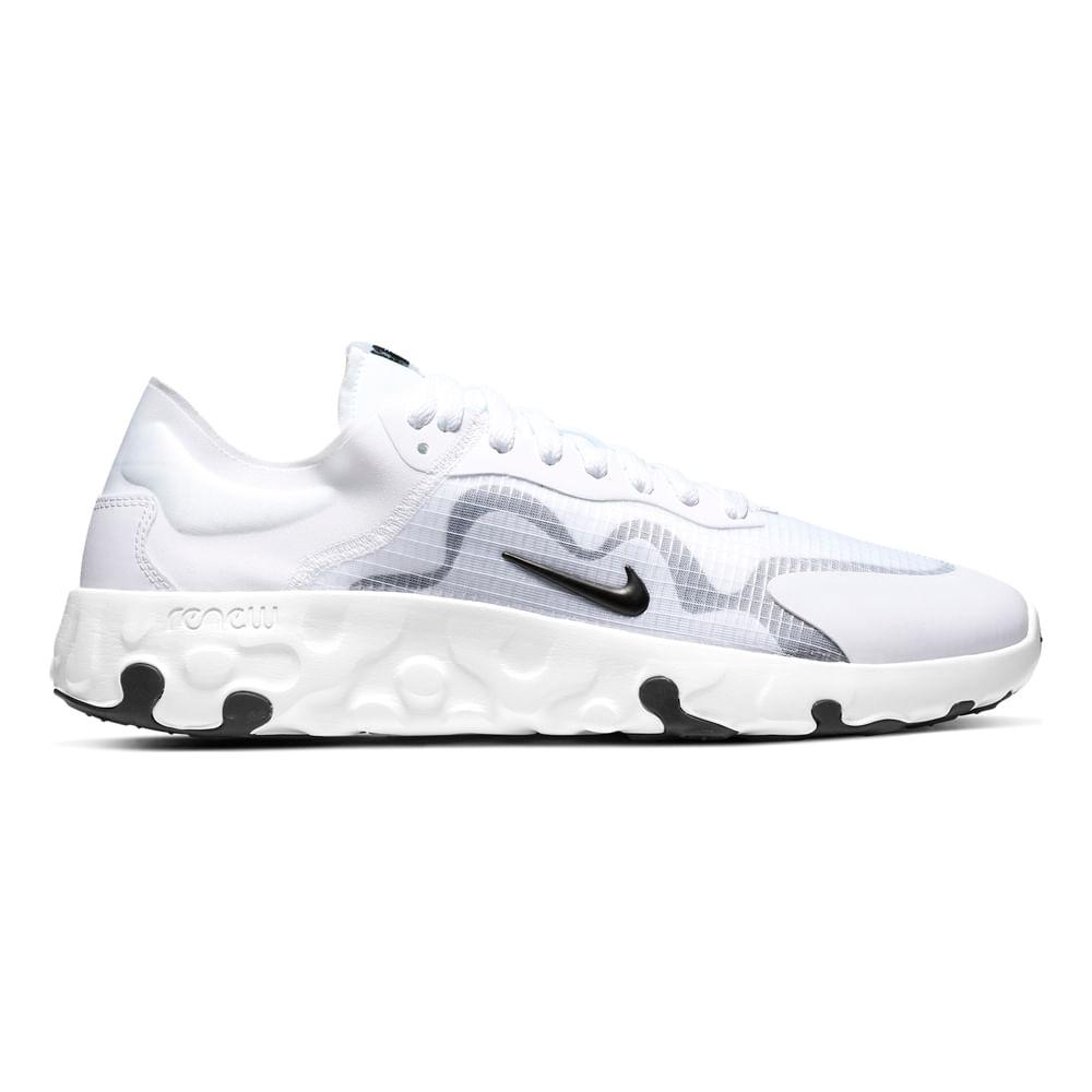 Nike wmns nike explore lucent Blanco gris Walking