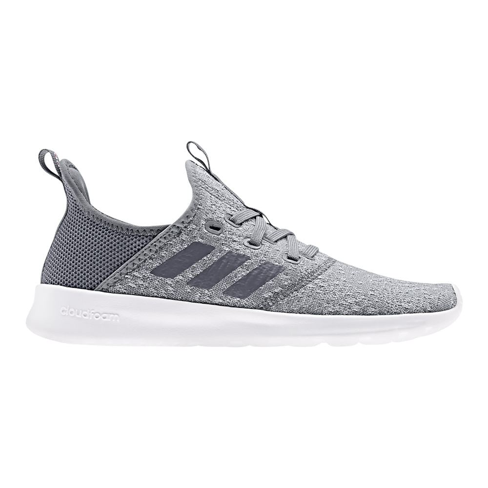 Zapatillas Adidas CLOUDFOAM PURE EE8081 Gris - footloose