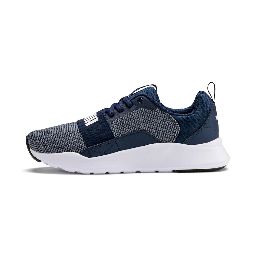 PUMA Wired Jr Zapatillas de Running Unisex Ni/ños