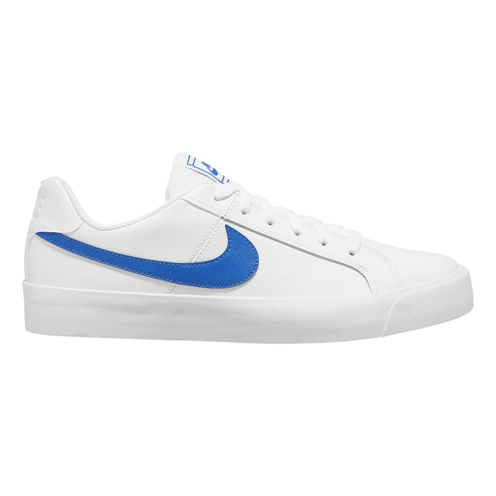 dormir sustracción coser  Zapatillas Nike NIKE COURT ROYALE AC BQ4222-104 Blanco - footloose