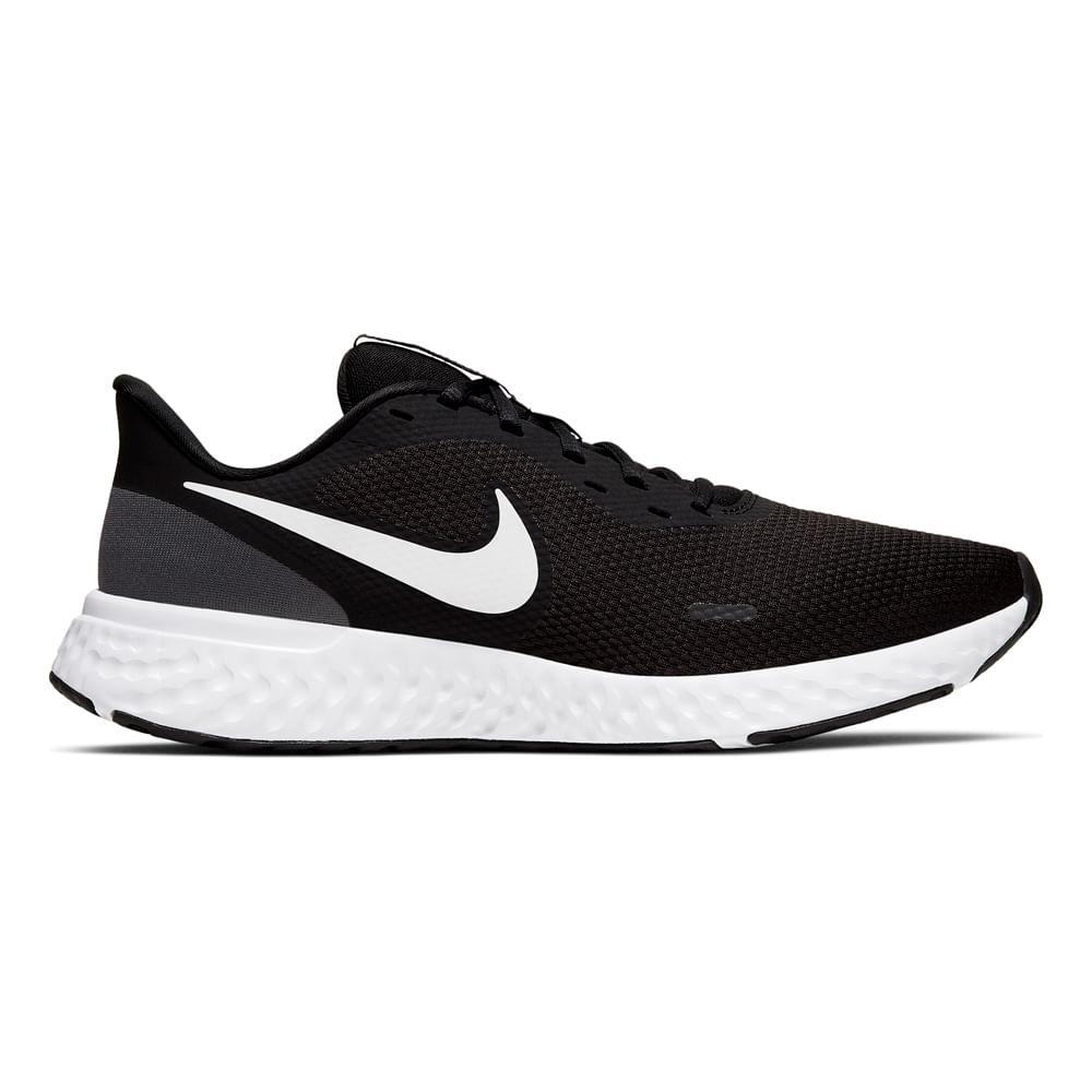 Zapatillas Nike NIKE REVOLUTION 5 BQ3204 002 Negro footloose