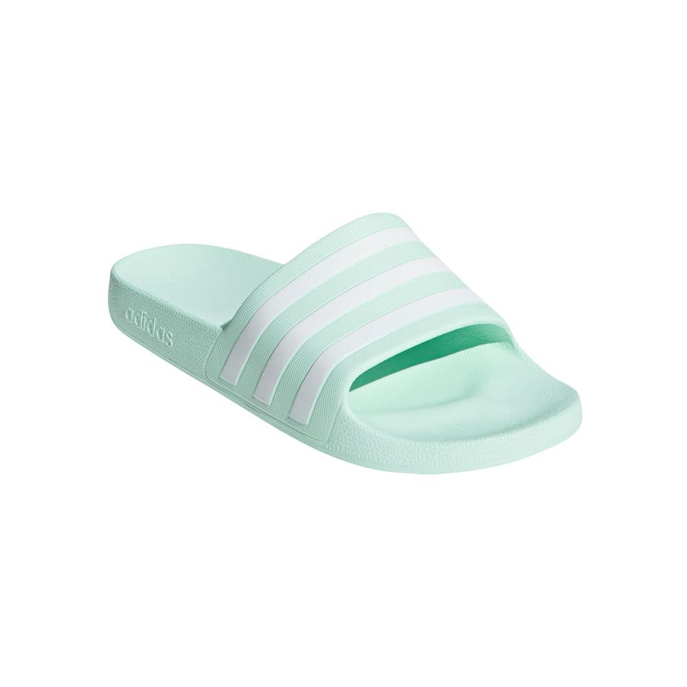 Sandalias Adidas ADILETTE AQUA G28713 Verde - footloose