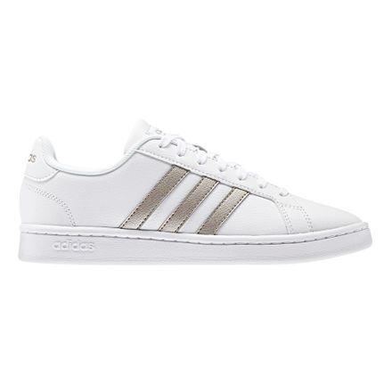 adidas grand court blancas