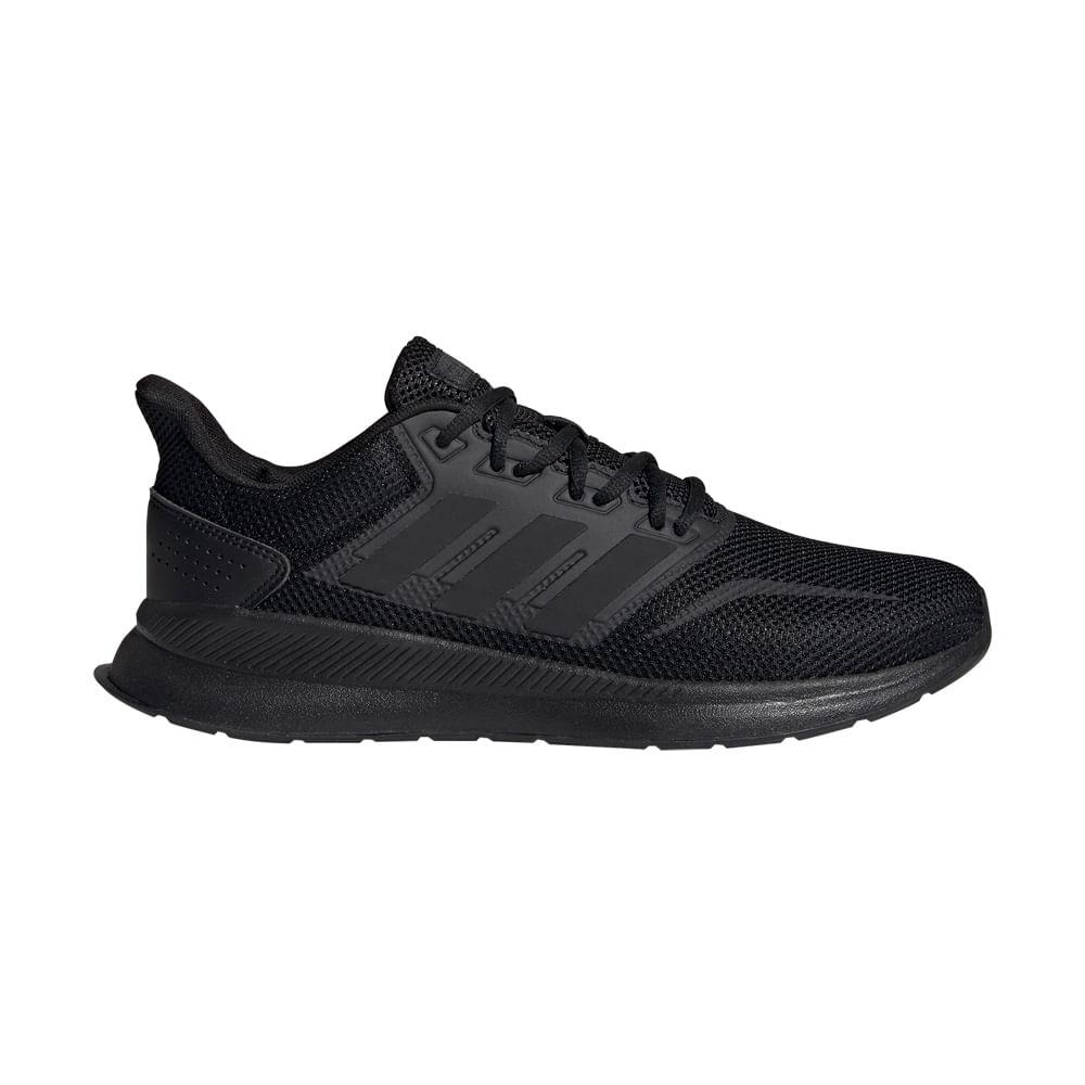 Zapatillas Adidas RUNFALCON G28970 Negro - footloose