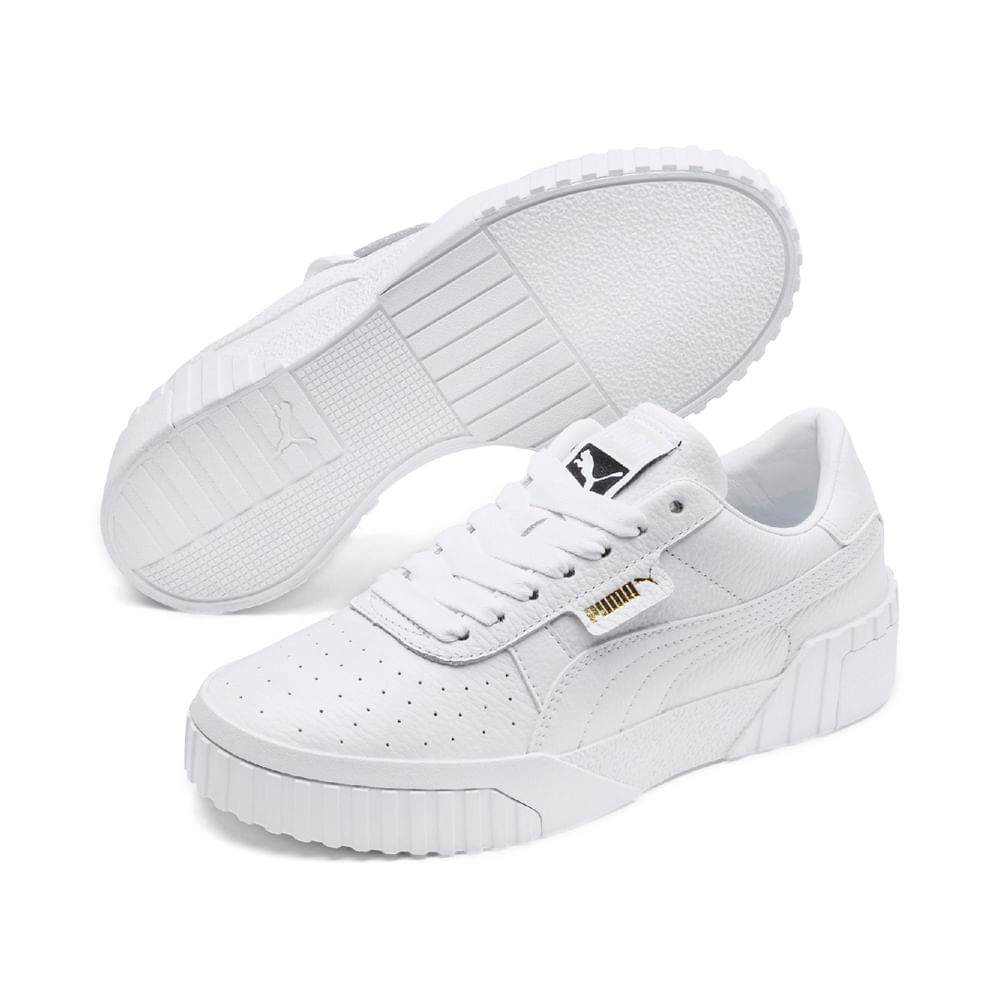 Zapatillas Puma CALI WN´S 369155 01 Blanco - footloose