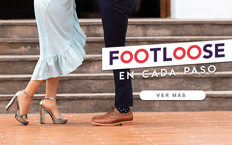 Footloose en cada paso
