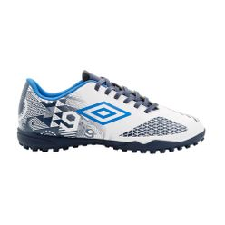 UMBRO--86267U-JS8--7--10---NOVEM-LEAGUE-TF-Blanco-Azul